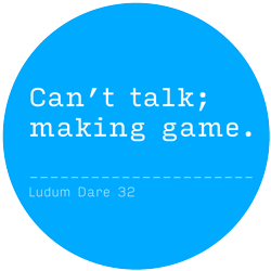 Ludum Dare 32 - April - 2015 - An Unconventional Weapon