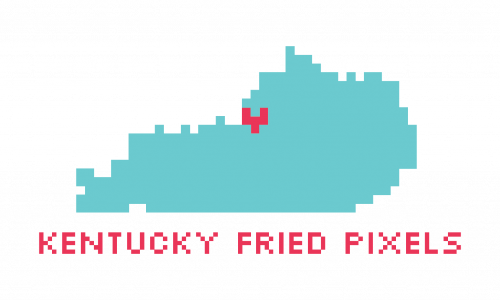 Kentucky Fried Pixels game jam logo